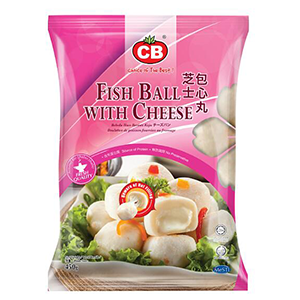 CB Fish Ball with Cheese