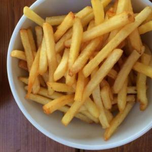 Premium Straight Cut Fries
