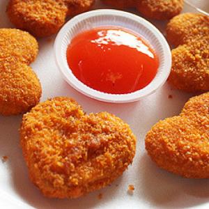 Mau Segar Chicken Nugget