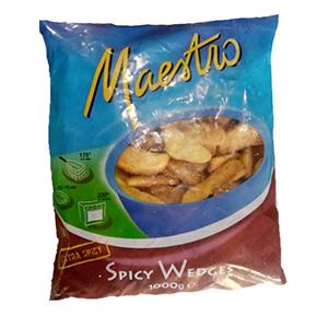 Maestro Spicy Wedges