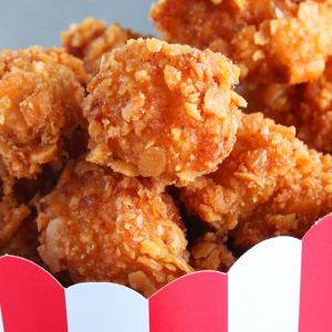 Ayammadu Pop Corn Chicken