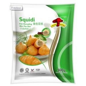 Mushroom Squidi