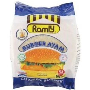 Ramly Chicken Patty – 70g / pc