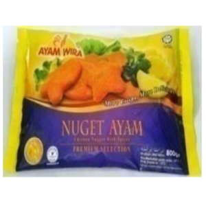 Ayamwira Chicken Nugget with spices