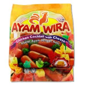 Ayamwira Chicken Cocktail with Cheese