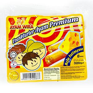 Ayamwira Cheese Frankfurter